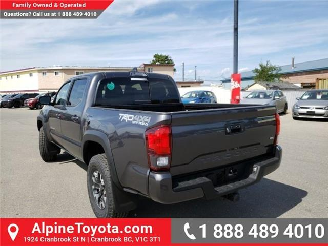 2019 Toyota Tacoma TRD Off Road (Stk: X204746) in Cranbrook - Image 3 of 24