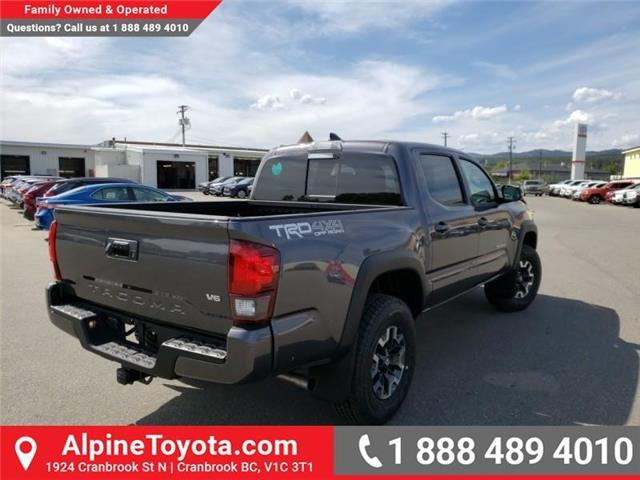 2019 Toyota Tacoma TRD Off Road (Stk: X204746) in Cranbrook - Image 5 of 24