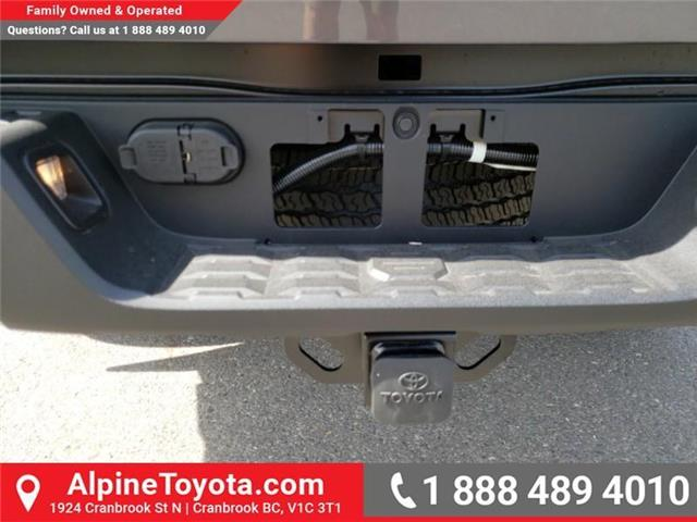 2019 Toyota Tacoma TRD Off Road (Stk: X204746) in Cranbrook - Image 22 of 24