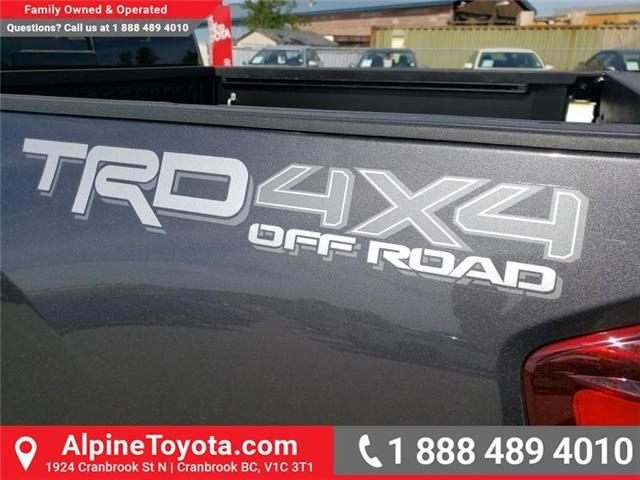 2019 Toyota Tacoma TRD Off Road (Stk: X204746) in Cranbrook - Image 23 of 24