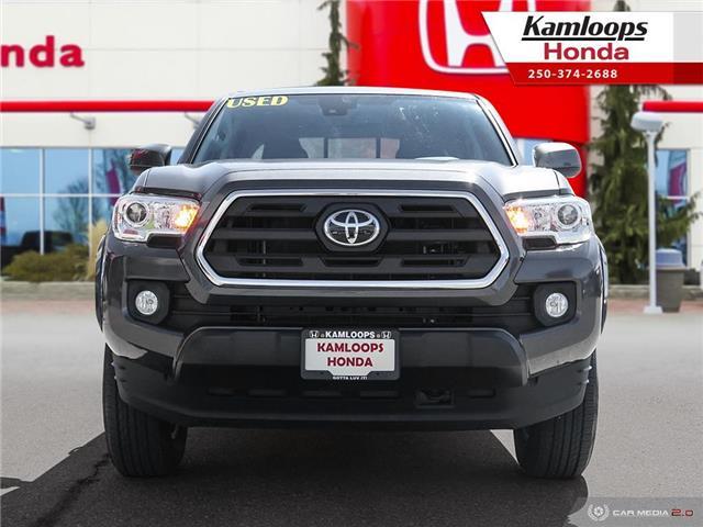 2019 Toyota Tacoma SR5 V6 (Stk: 14666U) in Kamloops - Image 2 of 25
