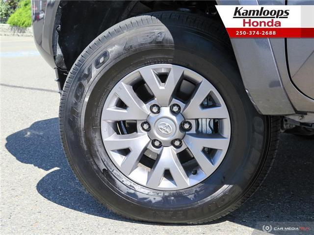 2019 Toyota Tacoma SR5 V6 (Stk: 14666U) in Kamloops - Image 7 of 25