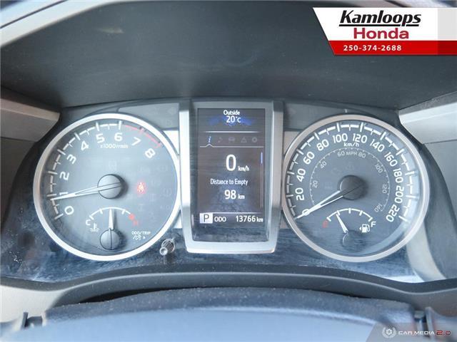 2019 Toyota Tacoma SR5 V6 (Stk: 14666U) in Kamloops - Image 15 of 25