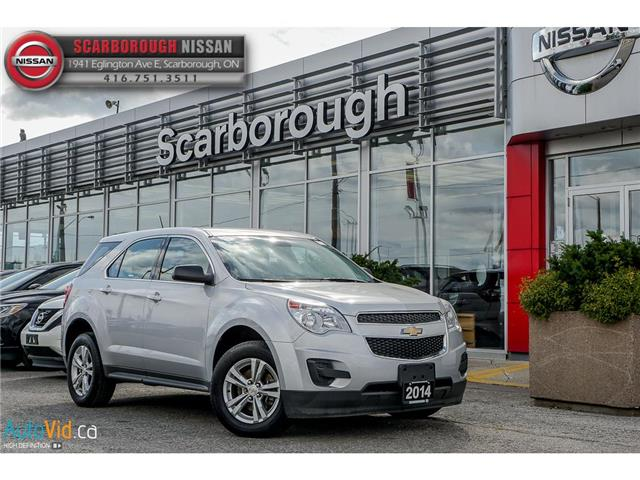 2014 Chevrolet Equinox LS (Stk: D18017A) in Scarborough - Image 2 of 26