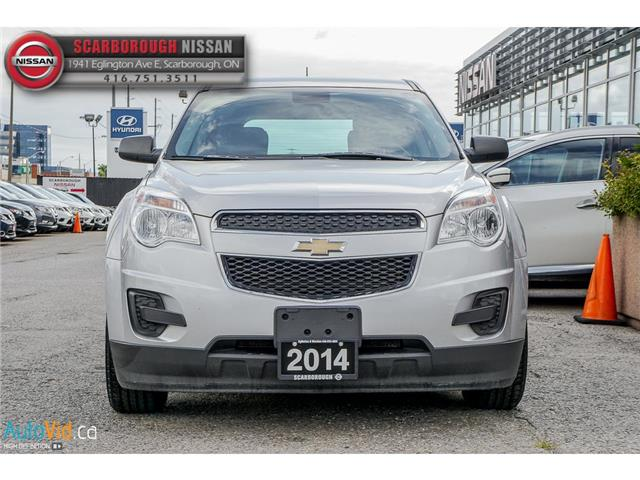 2014 Chevrolet Equinox LS (Stk: D18017A) in Scarborough - Image 5 of 26