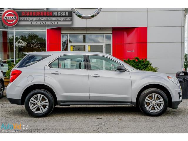 2014 Chevrolet Equinox LS (Stk: D18017A) in Scarborough - Image 6 of 26
