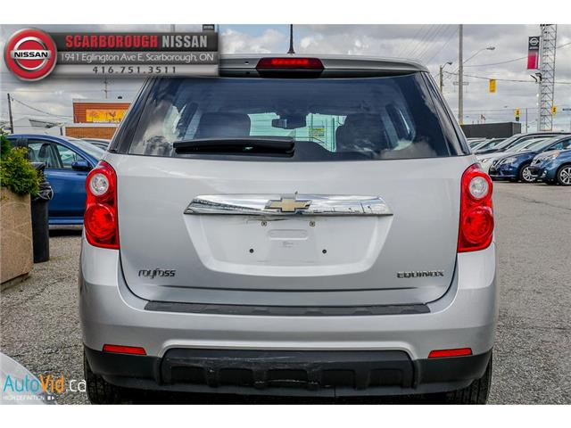 2014 Chevrolet Equinox LS (Stk: D18017A) in Scarborough - Image 10 of 26