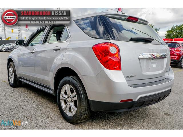 2014 Chevrolet Equinox LS (Stk: D18017A) in Scarborough - Image 11 of 26