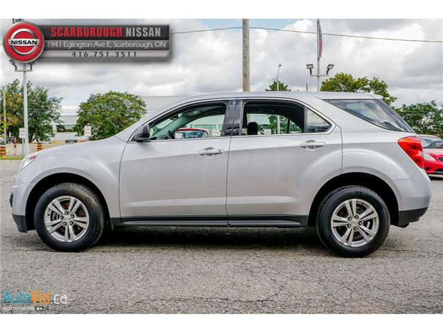 2014 Chevrolet Equinox LS (Stk: D18017A) in Scarborough - Image 12 of 26