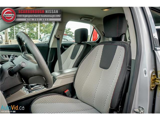 2014 Chevrolet Equinox LS (Stk: D18017A) in Scarborough - Image 13 of 26