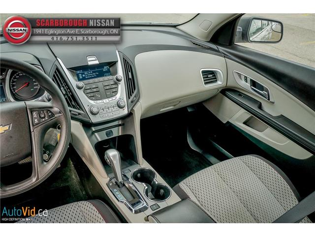 2014 Chevrolet Equinox LS (Stk: D18017A) in Scarborough - Image 17 of 26