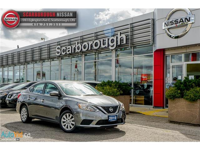 2019 Nissan Sentra  (Stk: P7694) in Scarborough - Image 2 of 27