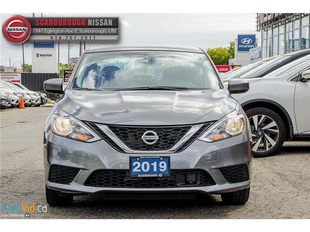 2019 Nissan Sentra  (Stk: P7694) in Scarborough - Image 5 of 27