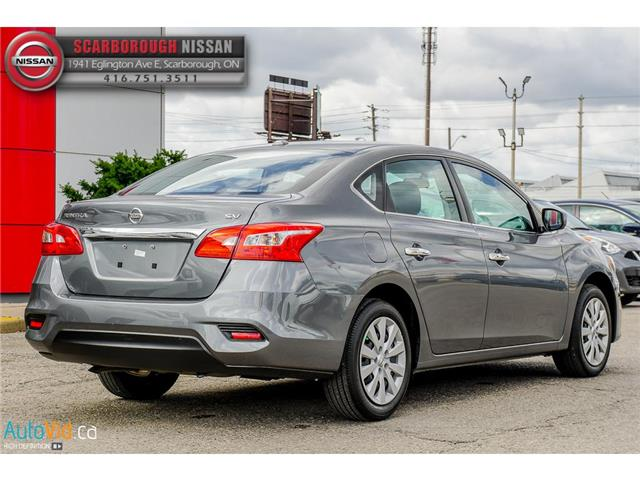 2019 Nissan Sentra  (Stk: P7694) in Scarborough - Image 7 of 27