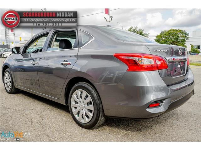 2019 Nissan Sentra  (Stk: P7694) in Scarborough - Image 11 of 27