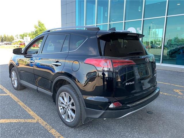 2018 Toyota RAV4 Limited (Stk: 10656A) in Ottawa - Image 4 of 23