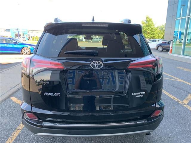 2018 Toyota RAV4 Limited (Stk: 10656A) in Ottawa - Image 5 of 23