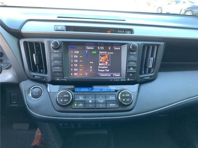 2018 Toyota RAV4 Limited (Stk: 10656A) in Ottawa - Image 14 of 23