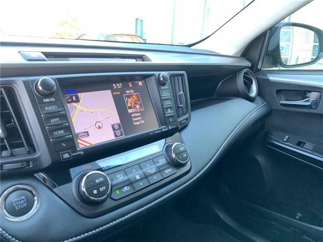 2018 Toyota RAV4 Limited (Stk: 10656A) in Ottawa - Image 22 of 23