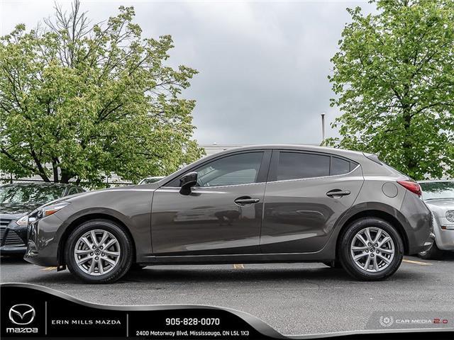 2017 Mazda Mazda3 Sport GS (Stk: P4508) in Mississauga - Image 3 of 24