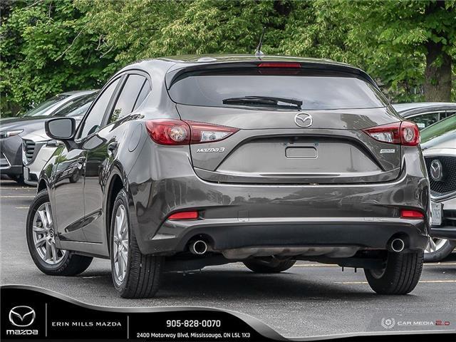 2017 Mazda Mazda3 Sport GS (Stk: P4508) in Mississauga - Image 4 of 24