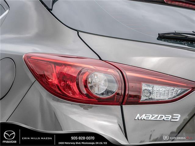 2017 Mazda Mazda3 Sport GS (Stk: P4508) in Mississauga - Image 11 of 24