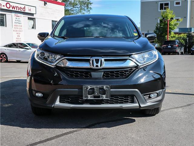2017 Honda CR-V EX (Stk: H7857-0) in Ottawa - Image 2 of 27