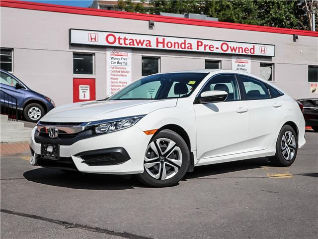 2017 Honda Civic LX (Stk: H7859-0) in Ottawa - Image 1 of 26
