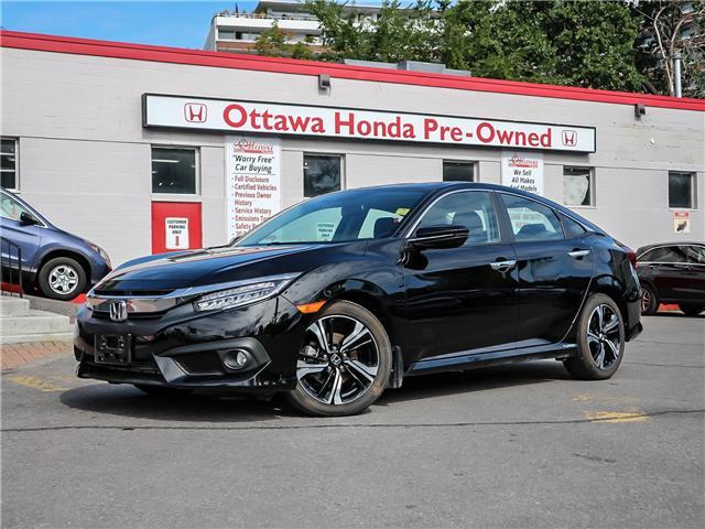 2018 Honda Civic Touring (Stk: H7865-0) in Ottawa - Image 1 of 27