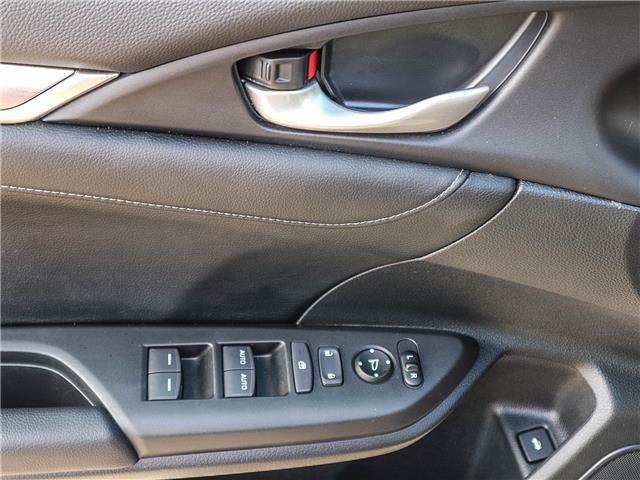 2018 Honda Civic Touring (Stk: H7865-0) in Ottawa - Image 9 of 27