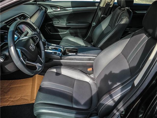 2018 Honda Civic Touring (Stk: H7865-0) in Ottawa - Image 10 of 27