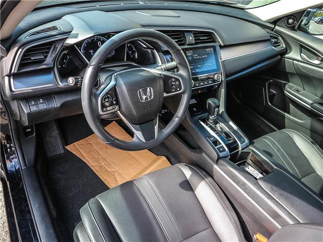 2018 Honda Civic Touring (Stk: H7865-0) in Ottawa - Image 11 of 27
