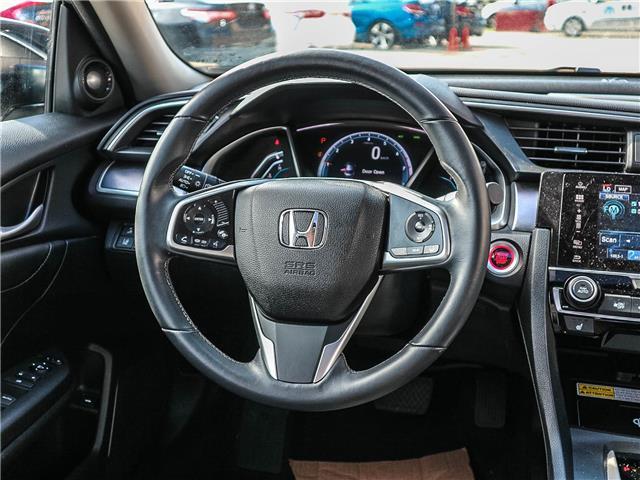 2018 Honda Civic Touring (Stk: H7865-0) in Ottawa - Image 12 of 27