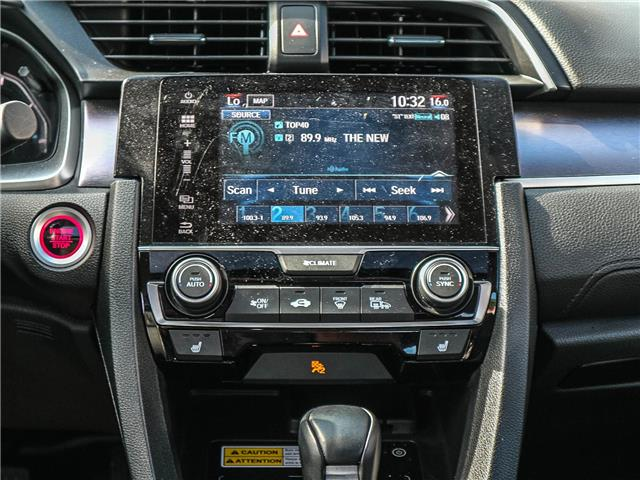 2018 Honda Civic Touring (Stk: H7865-0) in Ottawa - Image 13 of 27