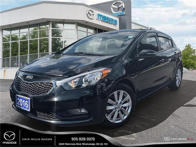2016 Kia Forte 2.0L LX+ (Stk: 19-0741A) in Mississauga - Image 1 of 20