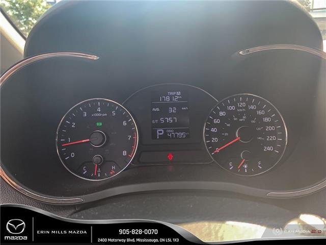 2016 Kia Forte 2.0L LX+ (Stk: 19-0741A) in Mississauga - Image 11 of 20