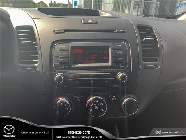 2016 Kia Forte 2.0L LX+ (Stk: 19-0741A) in Mississauga - Image 14 of 20