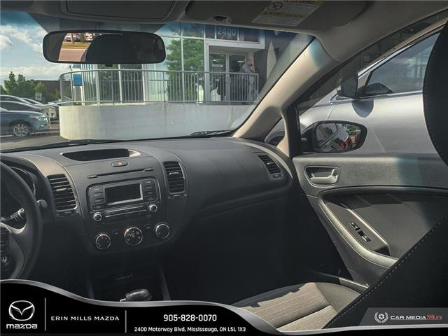 2016 Kia Forte 2.0L LX+ (Stk: 19-0741A) in Mississauga - Image 19 of 20