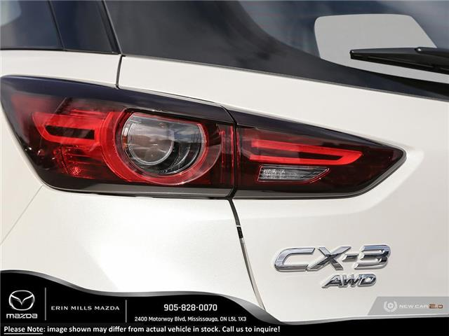 2019 Mazda CX-3 GT (Stk: 19-0192) in Mississauga - Image 11 of 24