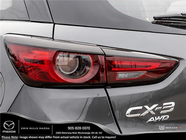 2019 Mazda CX-3 GT (Stk: 19-0034T) in Mississauga - Image 11 of 24