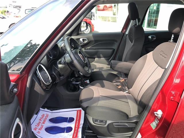 2015 Fiat 500L Trekking (Stk: 5964V) in Oakville - Image 10 of 17