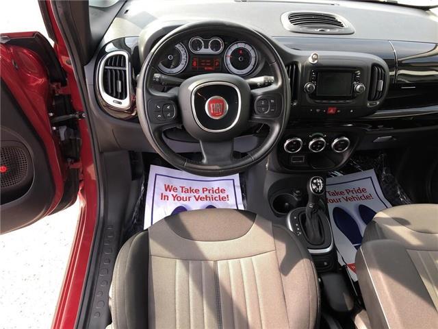 2015 Fiat 500L Trekking (Stk: 5964V) in Oakville - Image 16 of 17