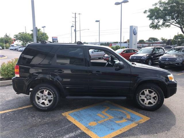 2007 Ford Escape XLT (Stk: 5935V) in Oakville - Image 6 of 14