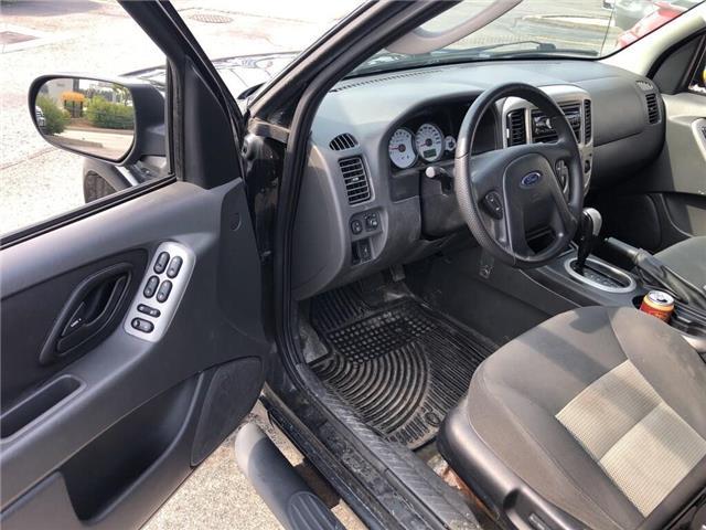 2007 Ford Escape XLT (Stk: 5935V) in Oakville - Image 10 of 14