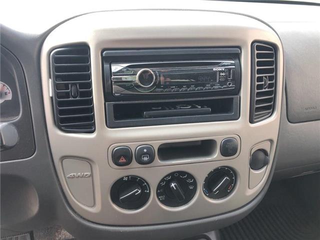 2007 Ford Escape XLT (Stk: 5935V) in Oakville - Image 13 of 14
