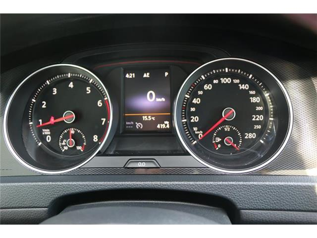 2015 Volkswagen Golf GTI 5-Door Autobahn (Stk: 190695A) in Calgary - Image 7 of 10