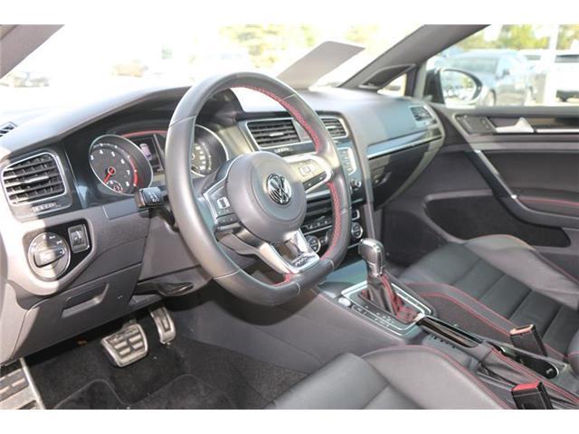 2015 Volkswagen Golf GTI 5-Door Autobahn (Stk: 190695A) in Calgary - Image 8 of 10