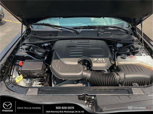 2017 Dodge Challenger SXT (Stk: P4517) in Mississauga - Image 7 of 23