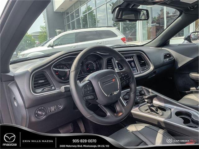 2017 Dodge Challenger SXT (Stk: P4517) in Mississauga - Image 9 of 23