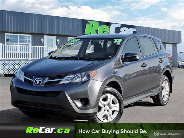 2013 Toyota RAV4 LE (Stk: 190811A) in Fredericton - Image 1 of 21